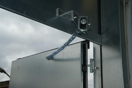 Porte extérieure Heinen - Accessoire chaîne de tempête