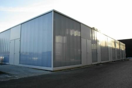 Porte extérieure Heinen - Double ouvrant
