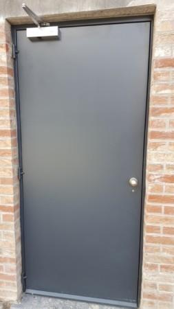 Porte extérieure Heinen - Porte simple ouvrant