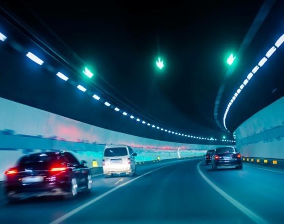 Porte tunnel coupe-feu HCM